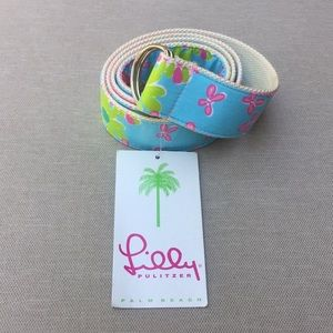 Lilly Pulitzer Belt